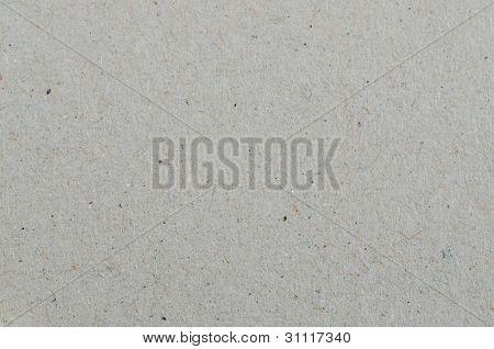 Grey Cardboard Texture