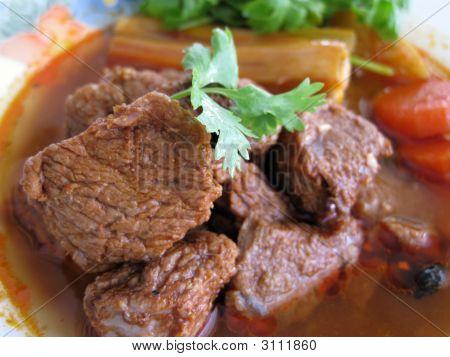 Beef Stewed