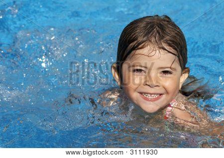 Water Blue Fun