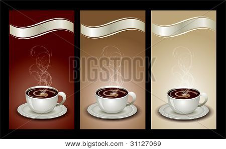 Coffee package set. For more see my portfolio