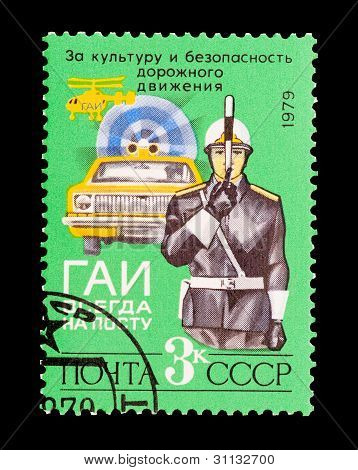 Soviet Police
