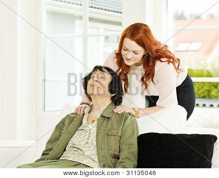 Massage Situation