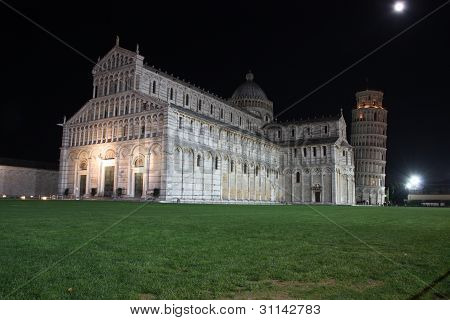 Piazza dei Miracoli. Pisa