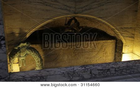 Raphael's Coffin