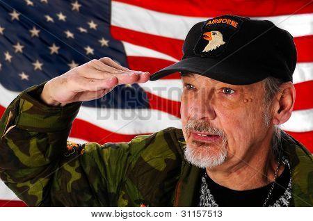 Veteran Salutes