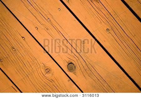 Wood Deck Pattern