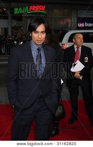 LOS ANGELES - MAR 19:  Vik Sahay. arrives at the