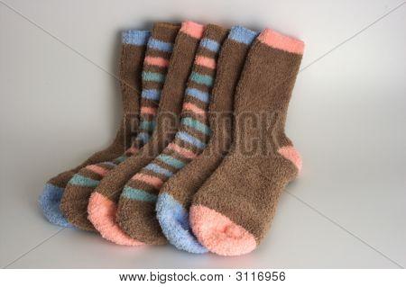 Pairs Of Socks