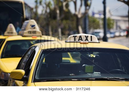 Yellow Taxis