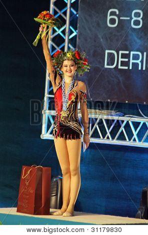 Alina Maksymenko Deriugina Cup