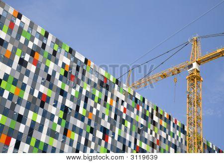 Glass Construction