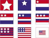 picture of storyboard  - American Flag Storyboard - JPG