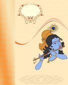 stock photo of lord krishna  - Krishna - JPG