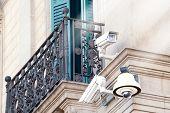 Cctv Video Surveillance Cameras On An Building. Video Surveillance. Security Cameras. poster