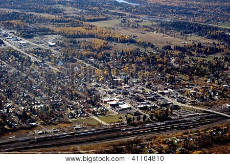 resort town of Whitefish in Western USA