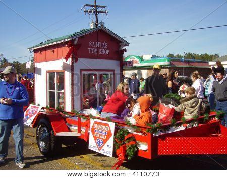 Santas Toy Shop