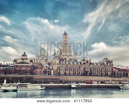 Deutschland, Dresden - staatliche Akademie der bildenden Künste
