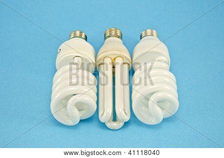 Hree Energy Saving Lamps