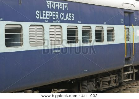 Sleeper Carriage
