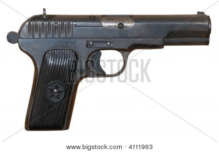 Pistola Personal Vintage