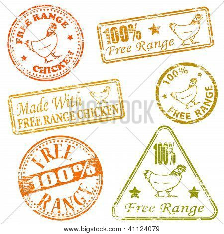 Free Range Rubber Stamps