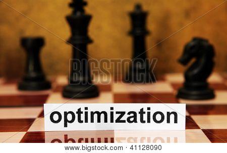 Optimization Concept