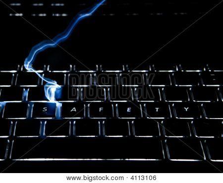 Safety On Keyboard