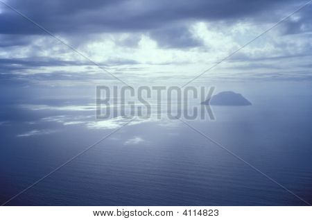 Alicudi Landscape