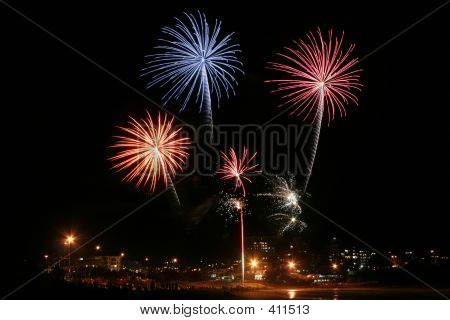 Fireworks #3