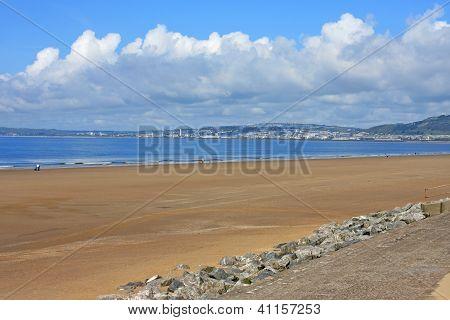 Aberaven Beach