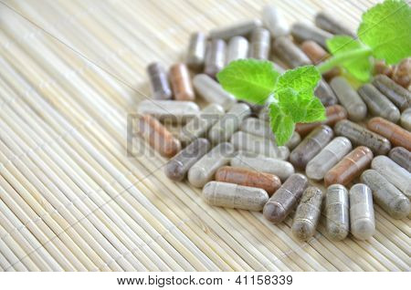 cápsulas herbarias