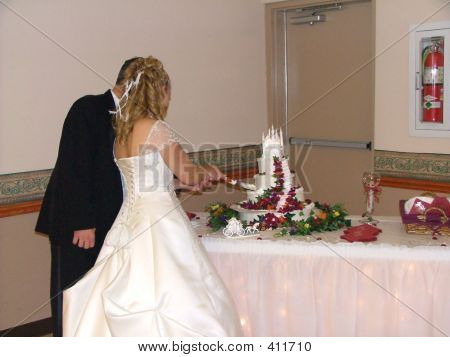Cutting The Cake