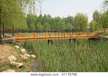 Wood Bridge