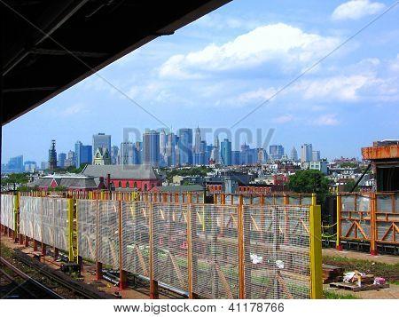 (G) train 9-Smith Station NYC-Brooklyn