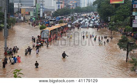 Jakarta Disaster
