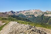 The Colorado Trail In The San Juan Mountains