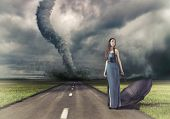 foto of doomsday  - woman - JPG
