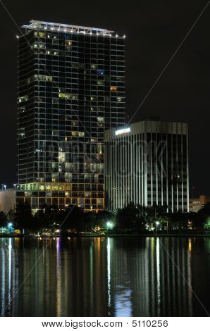 Condo In Downtown Orlando