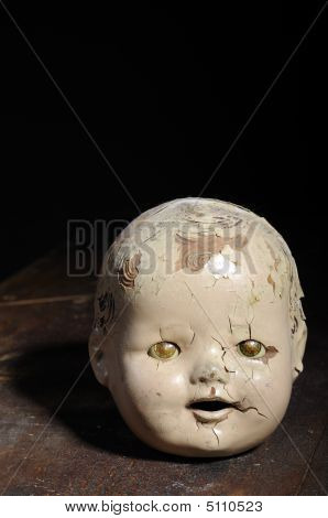 Old Doll Head