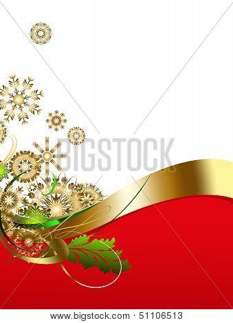 Red Christmas Celebration