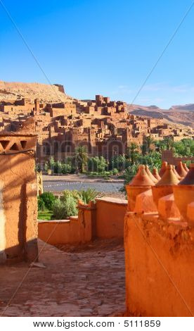 Traditional Moroccan Kasbah