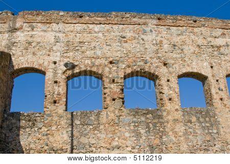 St. Lazaro Aqueduct Of Mérida