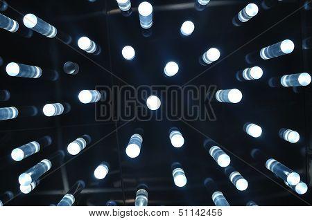 Background Of Light Tube