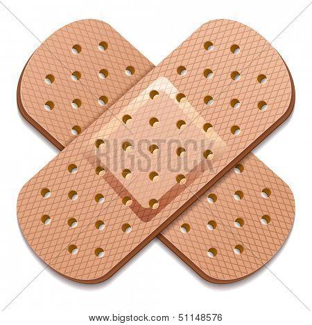adhesive bandage 10eps