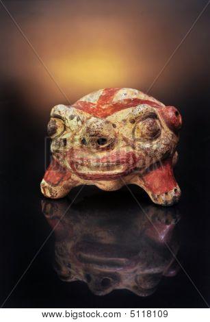 Pre Columbian Frog