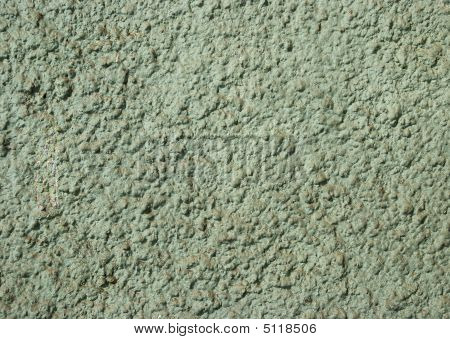 Light Green Grunge Wall