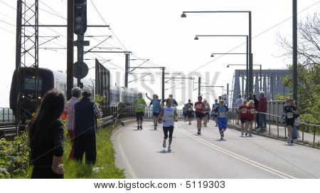 Train And Runners