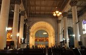 KOLKATA, INDIA - NOV 25: St John s Church in the BBD Bagh district of Kolkata was built in 1787. on