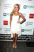 LOS ANGELES - SEP 7:  Lindsay Arnold at the