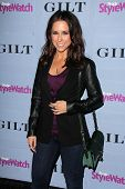 LOS ANGELES - SEP 19:  Lacey Chabert at the People Stylewatch Hollywood Denim Partyy at Palihouse on